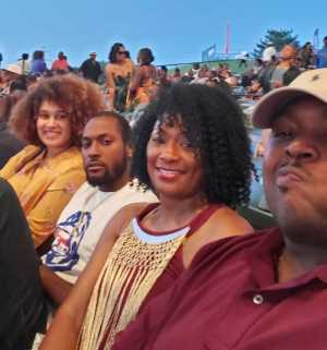 Anthoine attended Kiss Block Party - R&b on Jun 22nd 2019 via VetTix