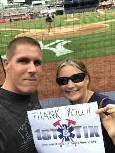 Brian attended New York Yankees vs. Toronto Blue Jays - MLB - Premium Seating on Jun 24th 2019 via VetTix