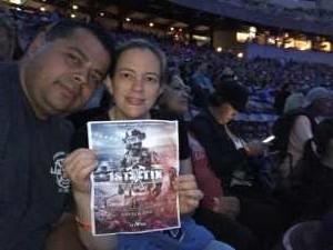 Jose attended Adam Sandler - Comedy on Jun 20th 2019 via VetTix