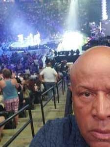 Gregory attended Jennifer Lopez - Wednesday Night on Jun 19th 2019 via VetTix