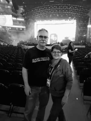 Bradley attended Jennifer Lopez - Wednesday Night on Jun 19th 2019 via VetTix