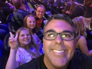 Tim attended Jennifer Lopez - Wednesday Night on Jun 19th 2019 via VetTix