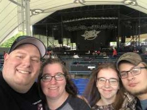 Steve attended Froggy Fest Featuring Chris Young - Country on Jun 21st 2019 via VetTix