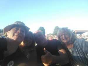 David attended Outlaw Music Festival - Country on Jun 22nd 2019 via VetTix