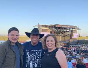Stephen attended Hootie & The Blowfish: Group Therapy Tour on Jun 23rd 2019 via VetTix