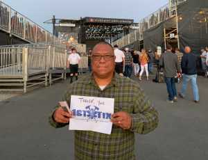 Phil attended Hootie & The Blowfish: Group Therapy Tour on Jun 23rd 2019 via VetTix