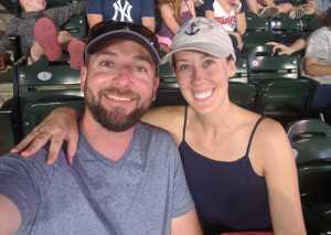 Rosalind attended Minnesota Twins vs. New York Yankees - MLB on Jul 22nd 2019 via VetTix