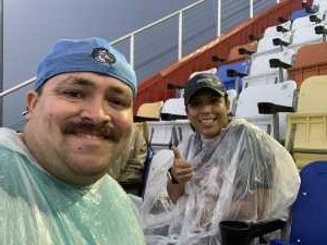 David attended Bojangles' Southern 500 - Monster Energy NASCAR Cup Series on Sep 1st 2019 via VetTix