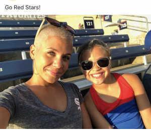 Allen attended Chicago Red Stars vs. Sky Blue FC - National Womens Soccer League on Jul 6th 2019 via VetTix