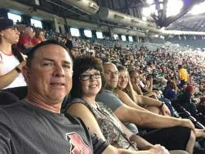 Richard attended Arizona Diamondbacks vs. Colorado Rockies - MLB on Jul 5th 2019 via VetTix