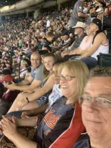Nathan attended Arizona Diamondbacks vs. Colorado Rockies - MLB on Jul 5th 2019 via VetTix