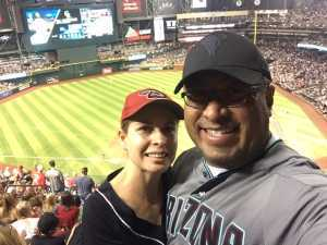 ARTURO attended Arizona Diamondbacks vs. Colorado Rockies - MLB on Jul 5th 2019 via VetTix