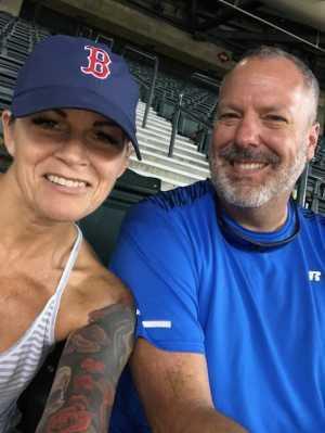 Michele Osgood attended Arizona Diamondbacks vs. Baltimore Orioles - MLB on Jul 23rd 2019 via VetTix