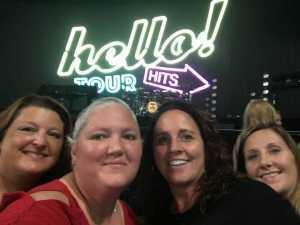 Kathryn attended Lionel Richie - R&b on Jul 10th 2019 via VetTix