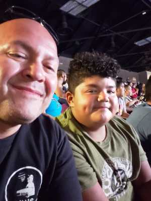 Louis attended 559 Fights 74 - Live Mixed Martial Arts - Presented by 559 Fights on Aug 17th 2019 via VetTix