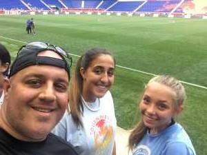 Frank attended Sky Blue FC vs. Seattle Reign - NWSL - National Womens Soccer League on Aug 18th 2019 via VetTix