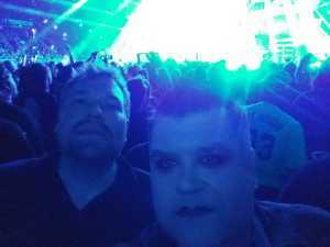 Rob attended Twins of Evil: Rob Zombie & Marilyn Manson - Hell Never Dies Tour 2019 - Alternative Rock on Jul 9th 2019 via VetTix