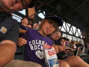 Larry attended Colorado Rockies vs. Arizona Diamondbacks - MLB on Aug 13th 2019 via VetTix