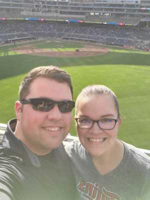 Samuel attended Minnesota Twins vs. Atlanta Braves - MLB on Aug 6th 2019 via VetTix