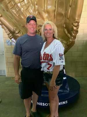 Nikol attended Minnesota Twins vs. Atlanta Braves - MLB on Aug 6th 2019 via VetTix