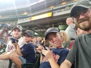 Corey attended Minnesota Twins vs. Atlanta Braves - MLB on Aug 6th 2019 via VetTix