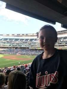 Michael attended Minnesota Twins vs. Atlanta Braves - MLB on Aug 6th 2019 via VetTix