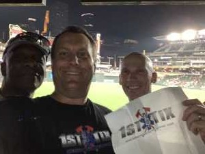 Dave attended Minnesota Twins vs. Atlanta Braves - MLB on Aug 6th 2019 via VetTix