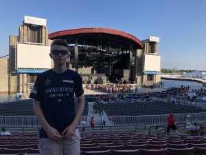 Erik attended Luke Bryan: Sunset Repeat Tour 2019 - Country on Jul 14th 2019 via VetTix