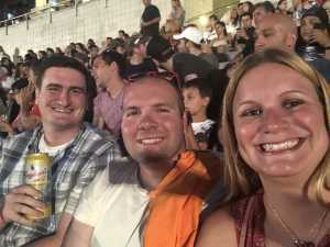 Anthony attended Luke Bryan: Sunset Repeat Tour 2019 - Country on Jul 14th 2019 via VetTix