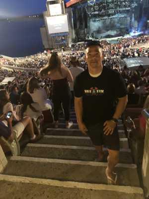UB attended Luke Bryan: Sunset Repeat Tour 2019 - Country on Jul 14th 2019 via VetTix