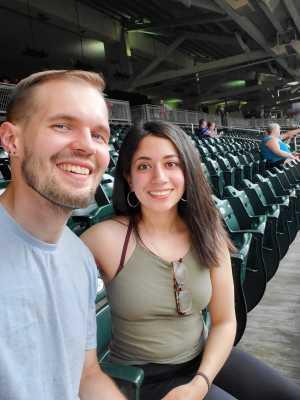 taylor attended Minnesota Twins vs. Kansas City Royals - MLB on Aug 3rd 2019 via VetTix