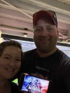 Josh attended Minnesota Twins vs. Kansas City Royals - MLB on Aug 3rd 2019 via VetTix