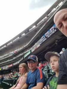 Christopher attended Minnesota Twins vs. Kansas City Royals - MLB on Aug 3rd 2019 via VetTix