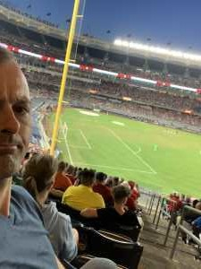 Marcin attended The Western Union Cup - Liverpool FC vs. Sporting Cp - Professional Soccer on Jul 24th 2019 via VetTix