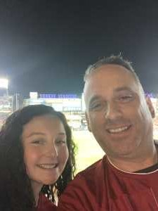 Jeffrey attended The Western Union Cup - Liverpool FC vs. Sporting Cp - Professional Soccer on Jul 24th 2019 via VetTix