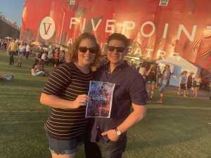 Stephen attended Zac Brown Band: The Owl Tour on Jul 25th 2019 via VetTix