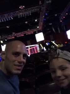 Steven attended CFFC 77 - Live Mixed Martial Arts - Presented by Cage Fury Fighting Championships on Aug 16th 2019 via VetTix