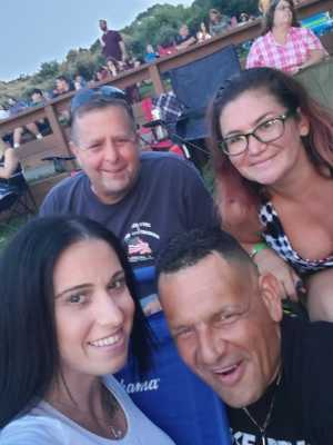 Jacqueline Fanning attended Brett Eldredge - Country on Jul 27th 2019 via VetTix