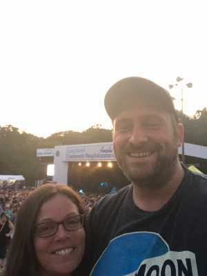 Joe attended Brett Eldredge - Country on Jul 27th 2019 via VetTix