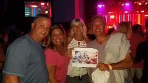 James attended Brett Eldredge - Country on Jul 27th 2019 via VetTix