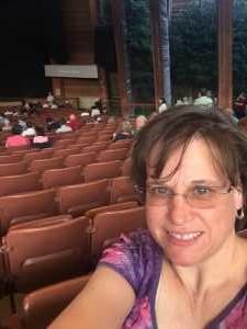 Kathleen attended Rossini's the Barber of Seville: Lidiya Yankovskaya, Conductor - *see Notes on Aug 9th 2019 via VetTix