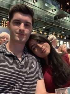 Bryan attended Matilda the Musical - Sunday Matinee on Aug 18th 2019 via VetTix