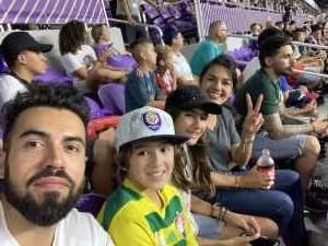 Juan attended MLS All Stars V Atletico Madrid - MLS on Jul 31st 2019 via VetTix