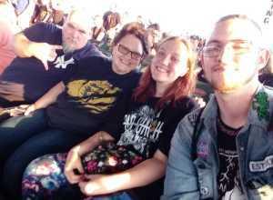 Randy attended Papa Roach: Who Do You Trust Tour - Alternative Rock on Aug 16th 2019 via VetTix