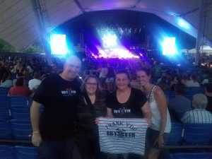 Michael attended Dierks Bentley: Burning Man 2019 W Special Guests Jon Pardi and More - Country on Aug 3rd 2019 via VetTix