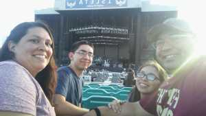 Brian attended Chris Young: Raised on Country Tour - Country on Aug 15th 2019 via VetTix