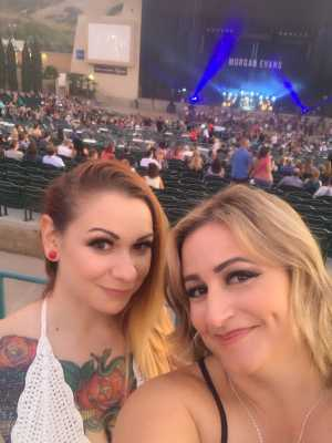Nicole attended Rascal Flatts: Summer Playlist Tour 2019 - Country on Aug 2nd 2019 via VetTix