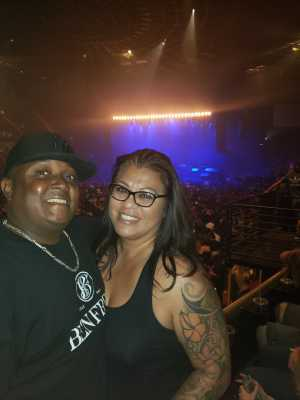 Sholan attended Blink-182 & Lil Wayne - Pop on Aug 8th 2019 via VetTix