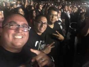 Robert attended Blink-182 & Lil Wayne on Aug 27th 2019 via VetTix