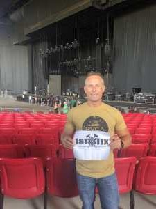 Dusty attended Dirty Heads & 311 - Pop on Aug 18th 2019 via VetTix
